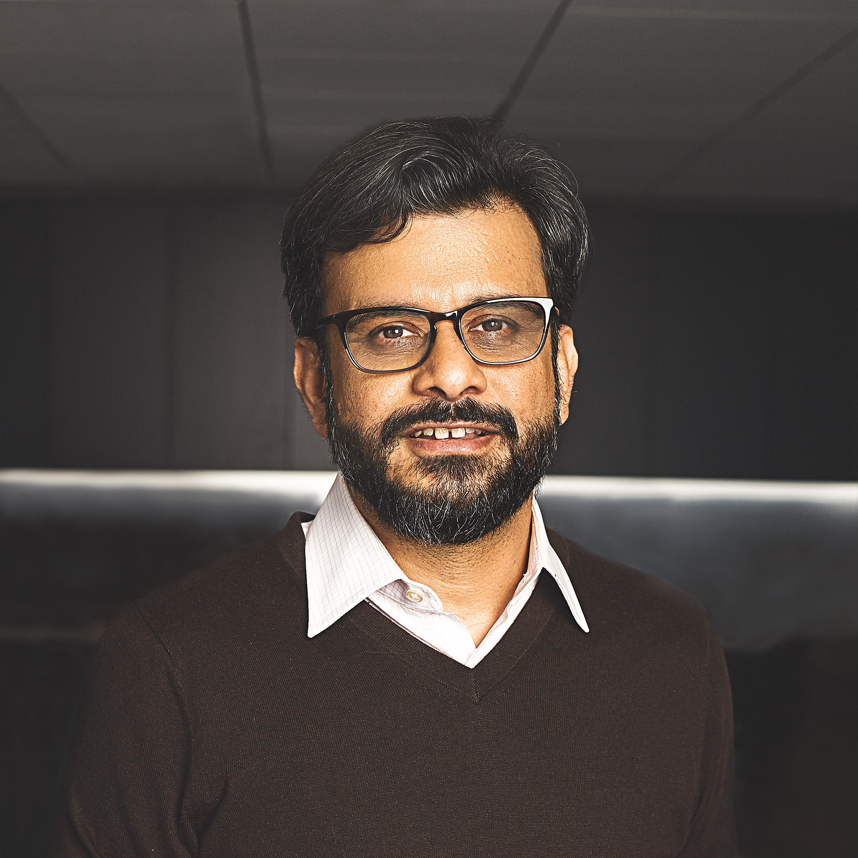 Vivek Vaidya Headshot