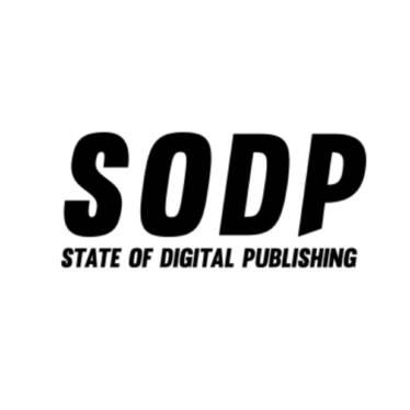 State of digital publishing logo